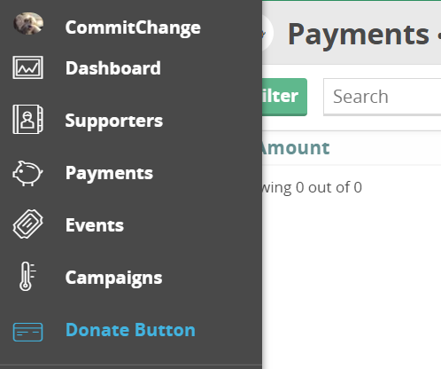 CommitChange Donate Button Icon