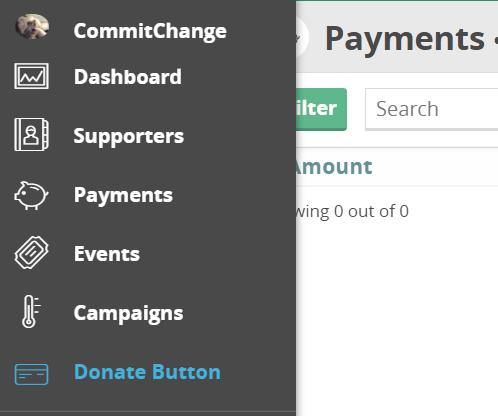 CommitChange Donate Button Icon