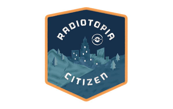Radiotopia Citizen Patch